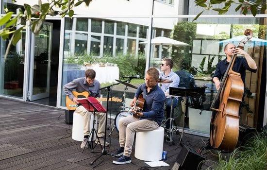 party kapela na svatbu Jazz Aliments
