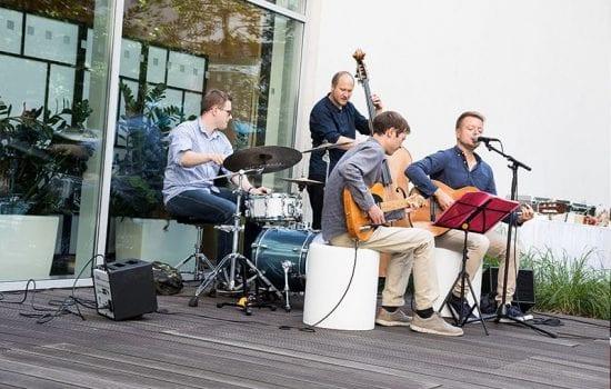 stylová párty kapela Jazz Aliments